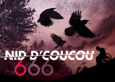 Nid d'coucou 666